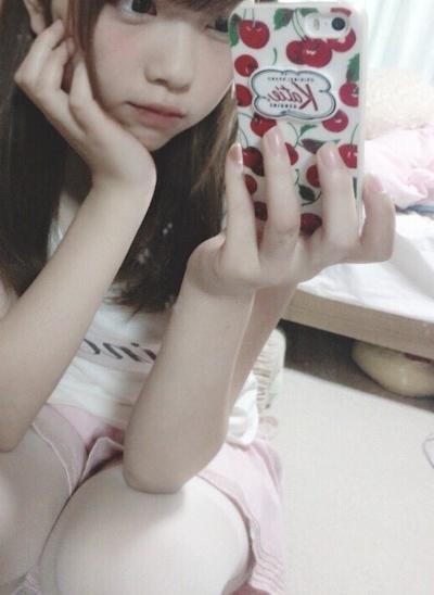 極上美少女の自分撮りヌード画像? 6