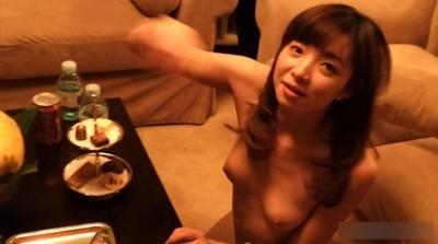 美人CAが富豪の家で全裸になってフェラしてる動画が流出!? 12