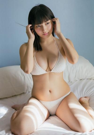 太田里織菜 セクシーグラビア画像 6