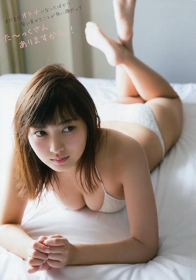 太田里織菜 セクシーグラビア画像 7