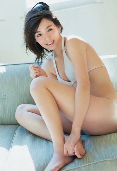 大沢ひかる セクシーグラビア画像 6