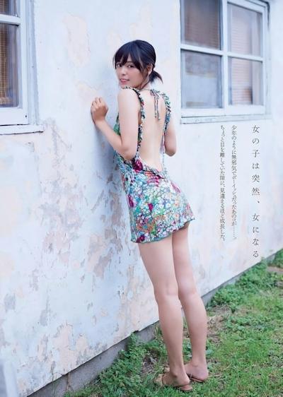 大沢ひかる セクシーグラビア画像 9