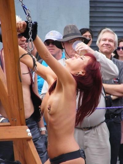アメリカの野外SMショー 「Folsom Street Fair」 の画像 2