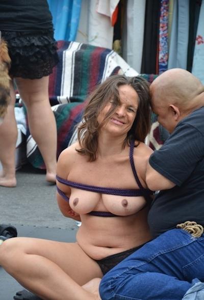 アメリカの野外SMショー 「Folsom Street Fair」 の画像 10