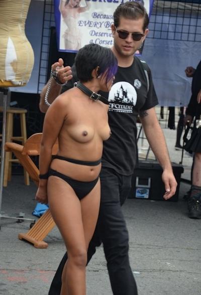 アメリカの野外SMショー 「Folsom Street Fair」 の画像 11