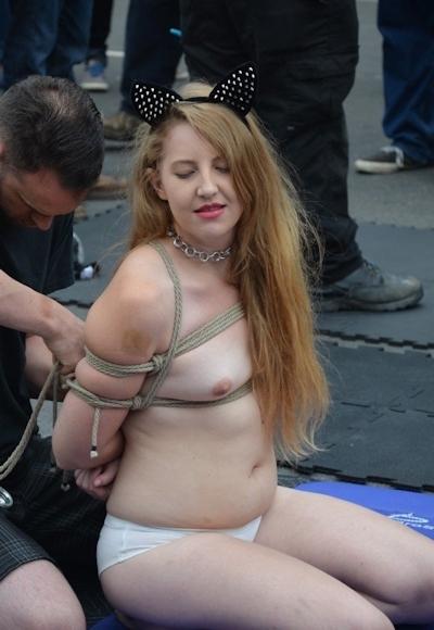 アメリカの野外SMショー 「Folsom Street Fair」 の画像 13