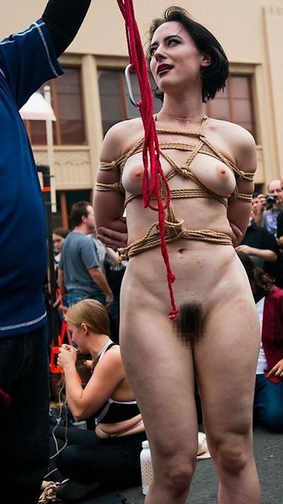 アメリカの野外SMショー 「Folsom Street Fair」 の画像 15