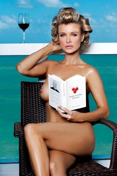 スーパーモデル Joanna Krupa(ジョアンナ・クルパ) セクシーヌード画像 2