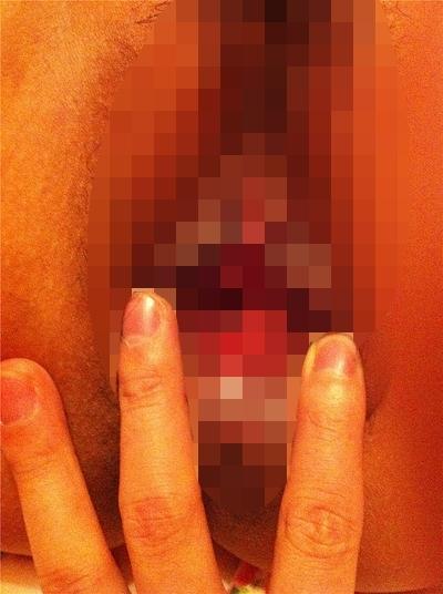巨乳な性奴隷をハメ撮りしたヌード画像 10