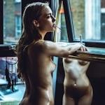 イギリスモデル Alicia Jade(アリシア・ジェイド) セクシーヌード画像