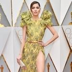 アメリカ女優 Blanca Blanco(ブランカ・ブランコ)がレッドカーペットでノーパンマンチラ!?