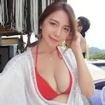 美人で巨乳と話題の台湾のネイリスト 林奈奈(Lin Nainai)