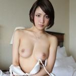 26歳美人若妻 三杉奈穗 セクシーヌード画像