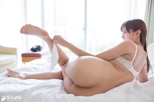 Cカップの20歳美少女のセックス画像 5