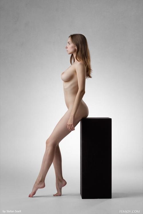 ウクライナ美女 Mariposa セクシーヌード画像 5