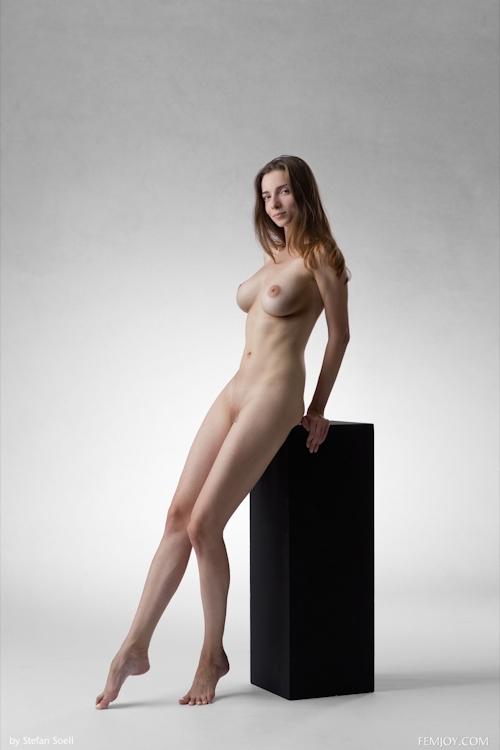 ウクライナ美女 Mariposa セクシーヌード画像 8