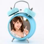 鈴村あいりちゃんの生声収録オリジナル目覚まし時計