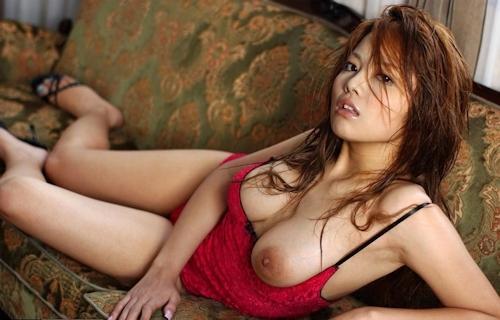 Fカップ~Hカップ巨乳美女のヌード画像 9