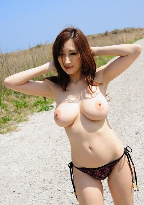 Fカップ~Hカップ巨乳美女のヌード画像 31