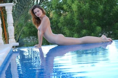 ウクライナ美女 Odara セクシーヌード画像 9