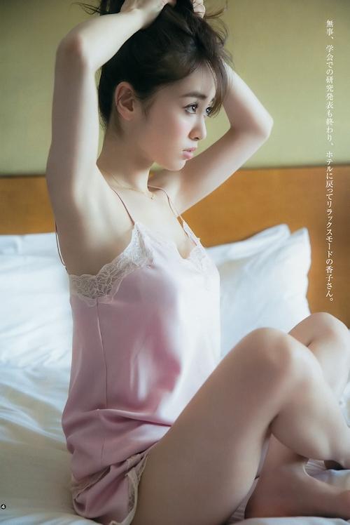 泉里香 セクシーグラビア画像 5