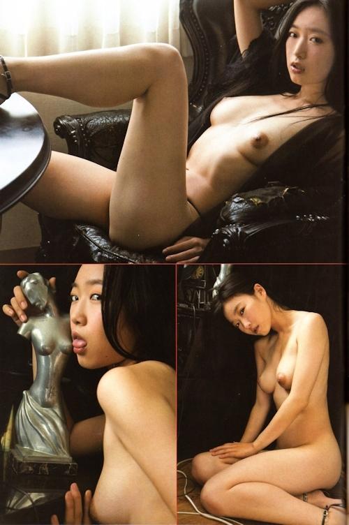 佐々木心音 ヌード&セックス画像  11