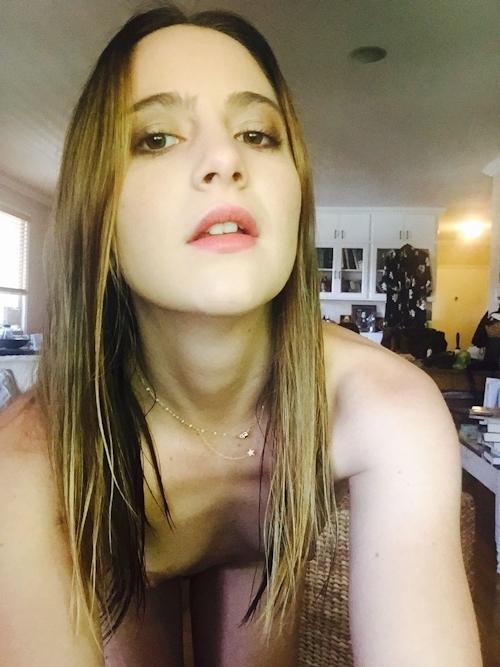 アメリカ女優 Alexa Nicolas(アレクサ・ニコラス) 自分撮りヌード画像が流出 11