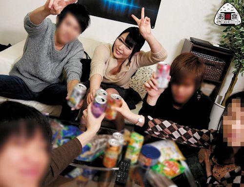 見なきゃよかった… 結婚間近の彼女のバイト仲間との飲み会映像2 1