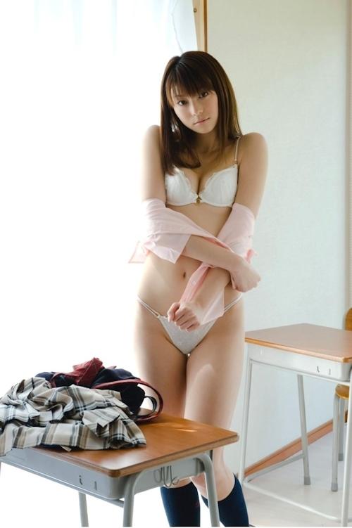 美少女JKのセクシー画像 10