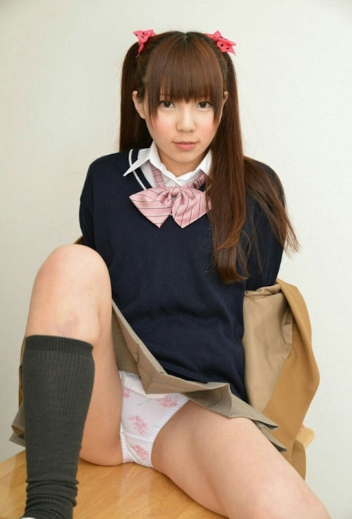 美少女JKのセクシー画像 20