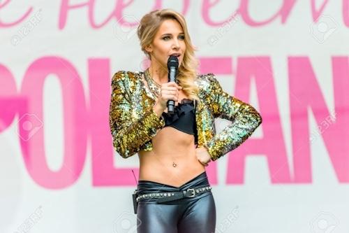 ロシア歌手 Julia Kovalchuk