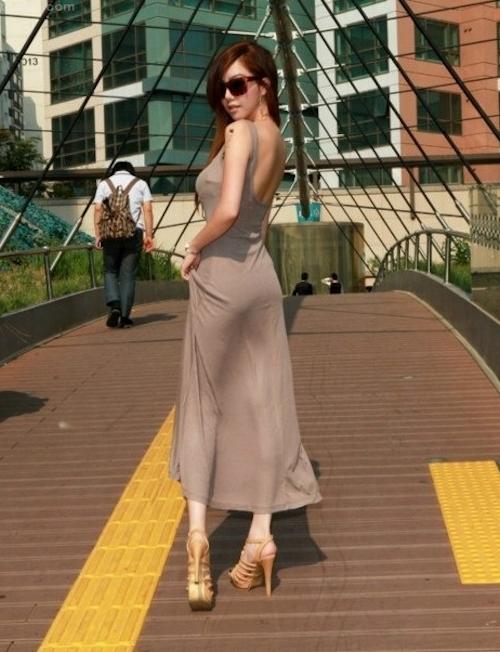美巨乳な韓国素人女性のヌード画像 1