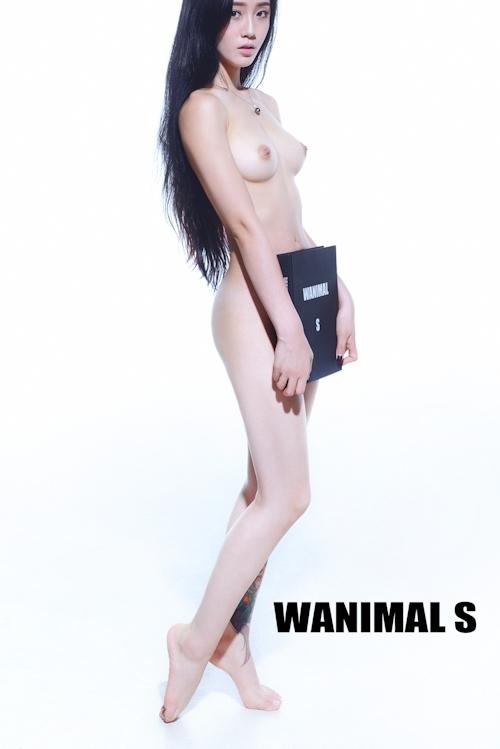 美乳な中国美女のヌード画像 16
