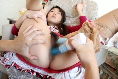 バイブ&電マ責め画像 3