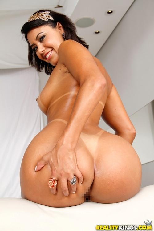 ブラジルのポルノ女優 1