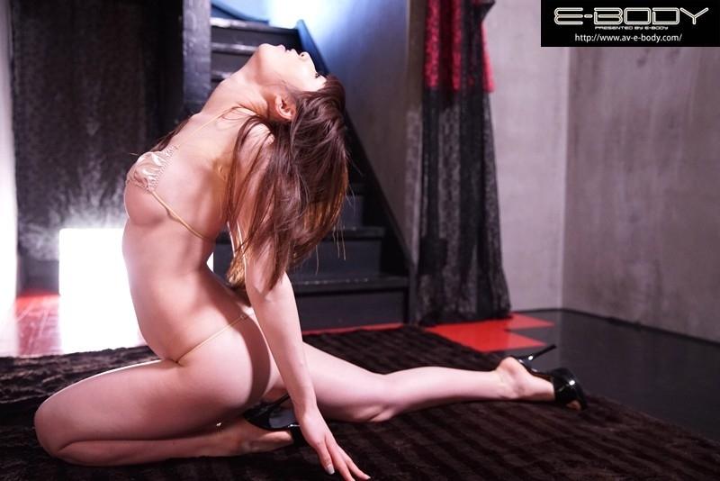 SEXに最も適したくびれ反り腰 現役ヨガインストラクター AV出演!! れいな 4