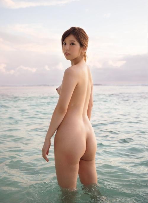 ANRI(坂口杏里) セクシーヘアヌード画像 12