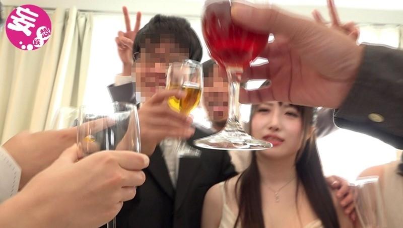 泥酔PRPNTR 妻の会社の飲み会ビデオ3 結婚披露宴二次会パリピ編 3
