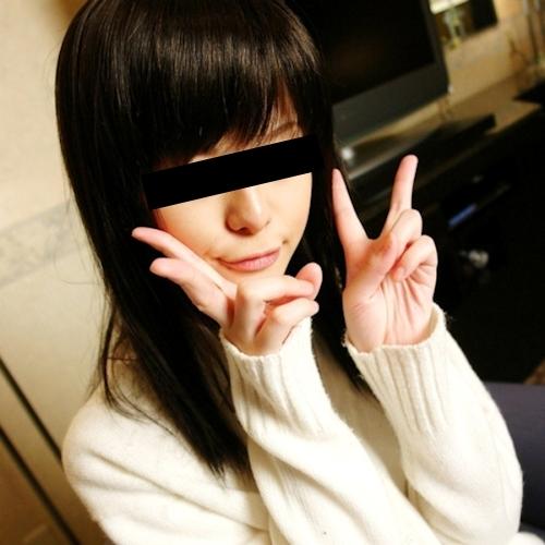 JK制服の黒髪美少女のハメ撮り画像 1