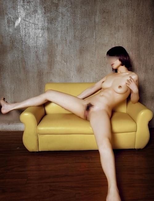 美乳な韓国美女のヌード&セックス画像 6