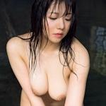 電通現役OL 藤崎里菜 セクシーヌード画像2