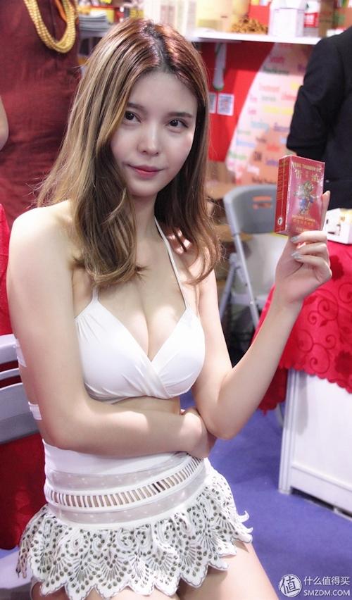 上海アダルトエキスポ2017 セクシーコンパニオン画像&動画 7