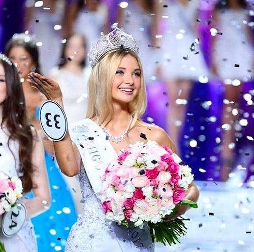 ミス・ロシア2017はPolina Popova(ポリーナ・ポポワ)に決定 3