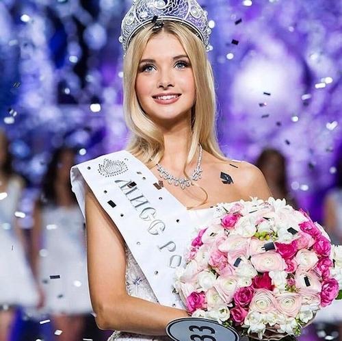 ミス・ロシア2017はPolina Popova(ポリーナ・ポポワ)に決定 5