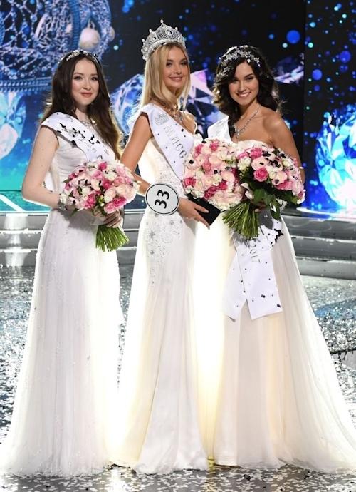 ミス・ロシア2017はPolina Popova(ポリーナ・ポポワ)に決定 6