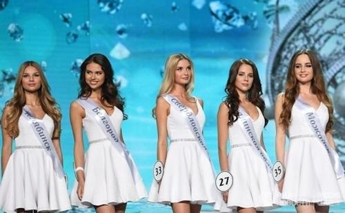 ミス・ロシア2017はPolina Popova(ポリーナ・ポポワ)に決定 7