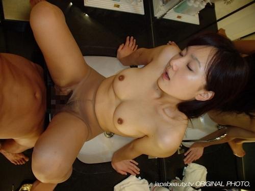童顔巨乳な20歳の素人美女 斉藤かえで ハメ撮り画像 15