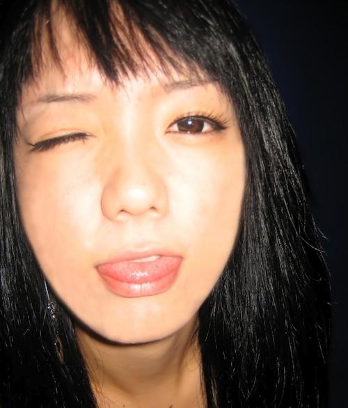 微乳な韓国の素人美少女の自分撮りヌード流出画像 2