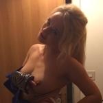 イギリス女優 Kirsty-Leigh Porter(カースティ・リー・ポーター)の自分撮りヌードが流出