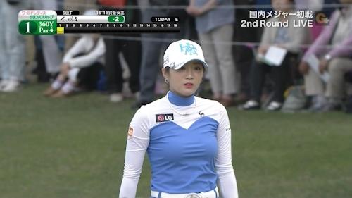 日本で女子プロゴルフの人気が沸騰中 6